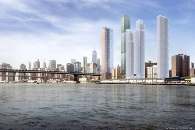 Image for Judge Grants Temporary Halt On Two Bridges Mega Development After Hearing Three Lawsuits