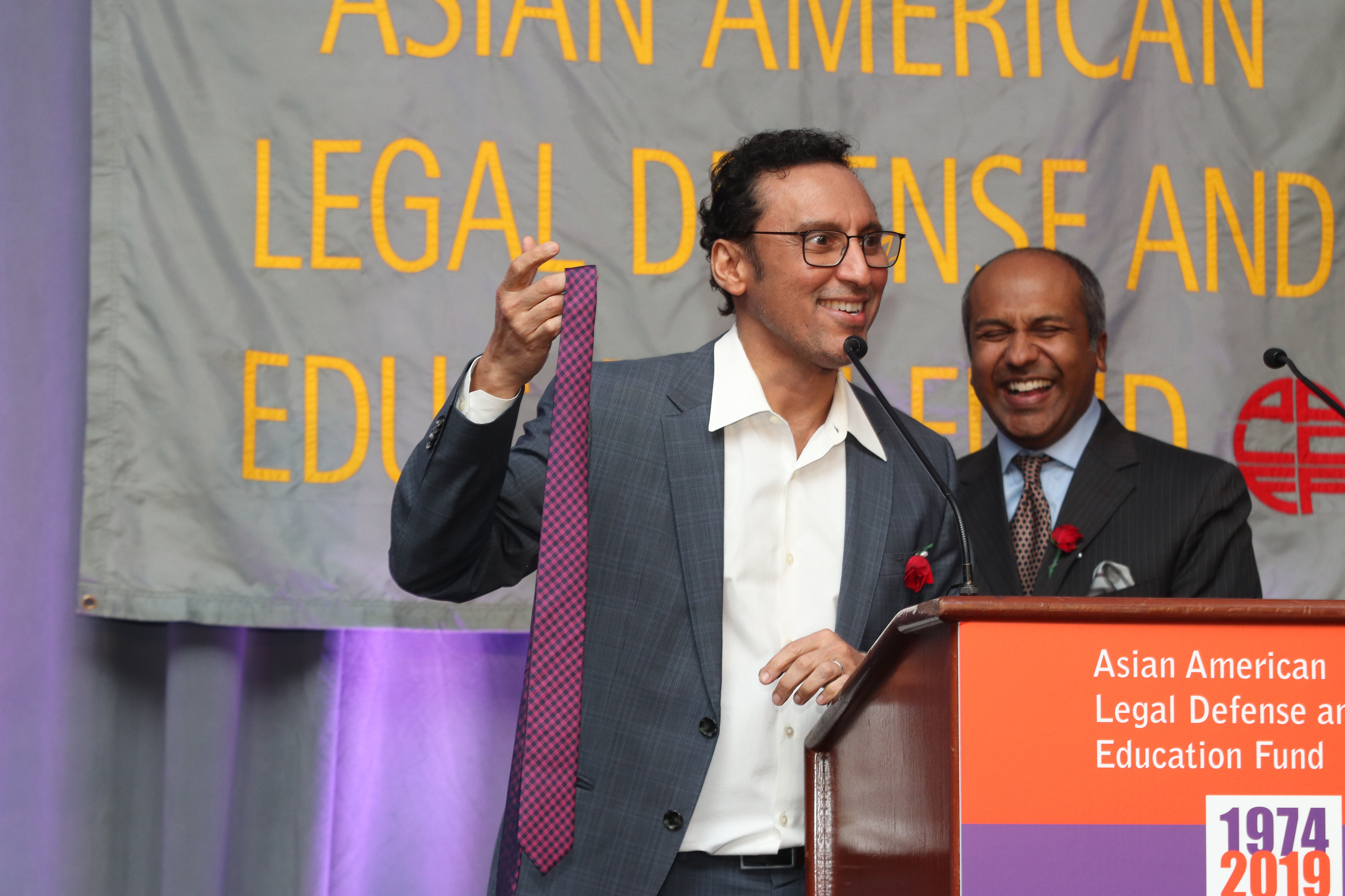 Image for Asian American Legal Defense and Education Fund Gala
