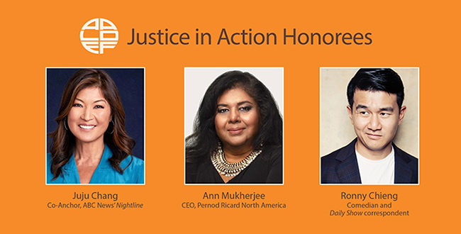 Image for March 4: AALDEF virtual lunar new year gala and 2021 Justice in Action Awards