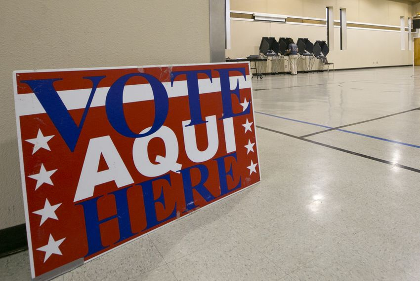 Image for Texas Tribune: Appeals court to weigh Texas voting law limiting language interpreters