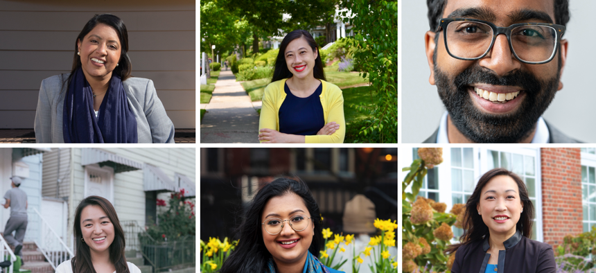 Image for City & State NY: A historic 6 Asian American candidates win in City Council primaries