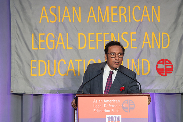 Image for Photo Flash: Aasif Mandvi and Juju Chang Celebrate AALDEF's 45th Anniversary in NYC With 2019 Justice in Action Awards