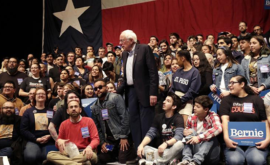 "Image for Emil Guillermo: The Democrats' unbecoming ""Berniephobia"""