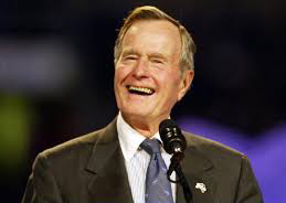 Image for Emil Guillermo: On George H.W. Bush--Bury the man, but not the truth