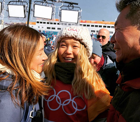 Image for Almost an Asian American Winter Olympics, but no medal for NBC