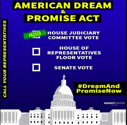 Image for AALDEF urges House to pass clean Dream Act and American Promise Act