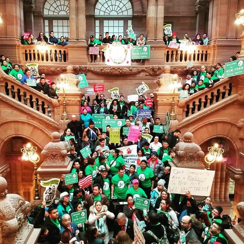 Image for New York State Passes Historic Bill to Restore Access to Driver's Licenses to All Access