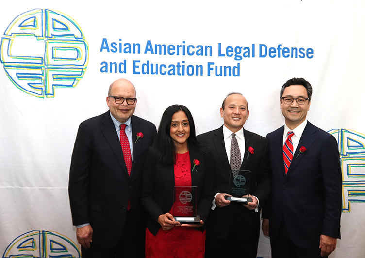 Image for AALDEF celebrates its 45th anniversary gala