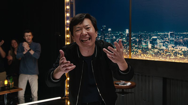 Image for Emil Guillermo: After Trump declares national emergency--my Rx: Ken Jeong