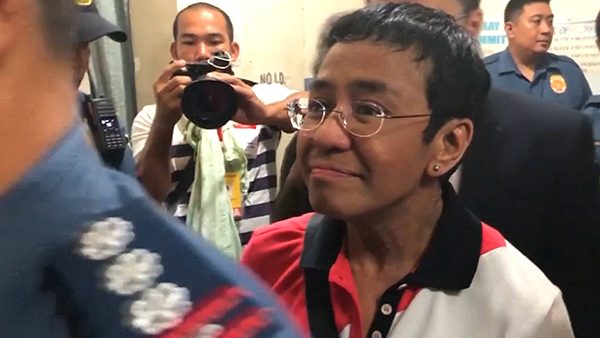 Image for Emil Guillermo: Another Asian American and Pacific Islander Heritage Month? Not like May for Maria Ressa