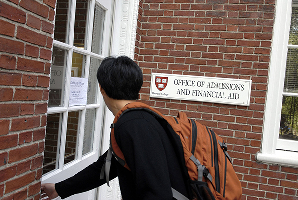Image for Awaiting ruling, Asian-American groups file opposing briefs in Harvard affirmative action case