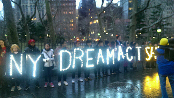 Image for AALDEF applauds passage of New York State Dream Act
