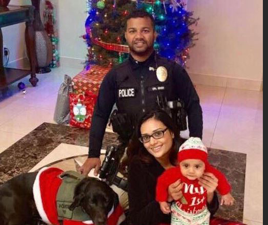 Image for Emil Guillermo: Trump politicizes death of California Police Officer Ronil Singh