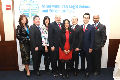Image for AALDEF celebrates 45th anniversary in NYC with 2019 Justice in Action Awards