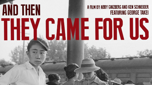 "Image for March 20, 2018: Film screening, ""And Then They Came For Us"""