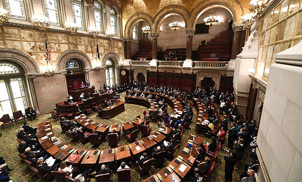Image for New York Law Journal: Community Input Will Be Key To New York's Redistricting Process, State Commissioners Say