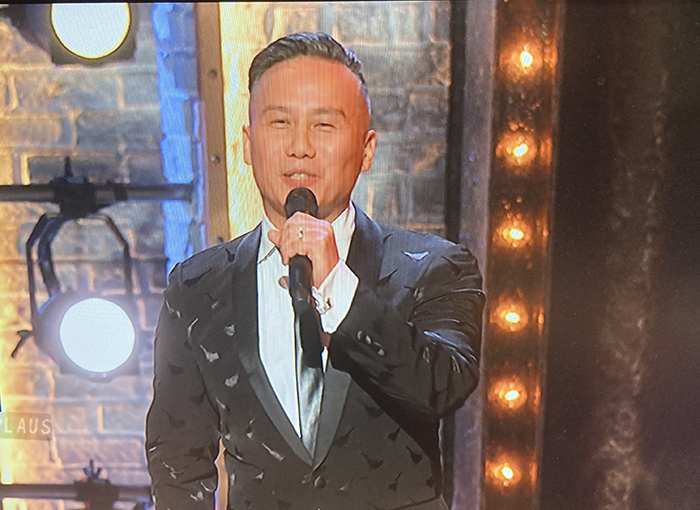 Image for Emil Guillermo: Bigotry on Broadway, 'South Pacific,' the Tonys, and BD Wong
