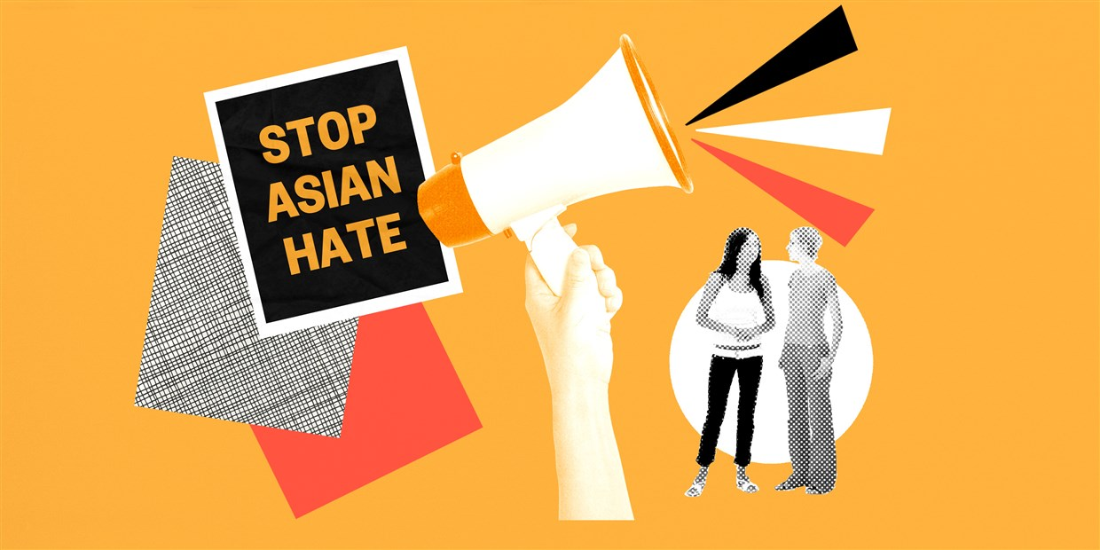 Image for TODAY - Bystander intervention meets community care: How to respond to anti-Asian hate