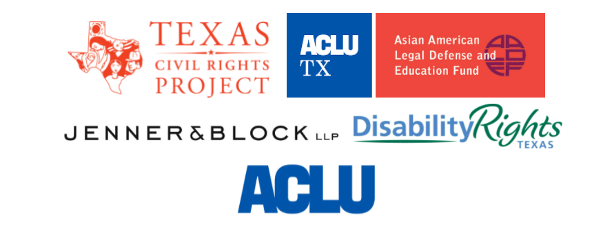 Image for Groups File Lawsuit Against State of Texas Over Voter Suppression Bill SB 1