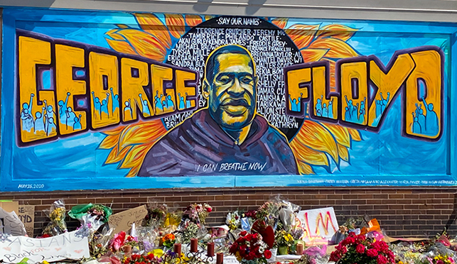 Image for Asian American Press: AALDEF stands in solidarity and Justice for George Floyd
