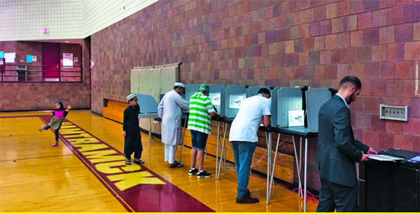 Image for South Asian voters sue Hamtramck, Michigan for violations of the Voting Rights Act