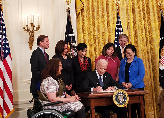 Image for Emil Guillermo: The Republicans who voted against the COVID-19 Hate Crimes Act don't care about Asian Americans