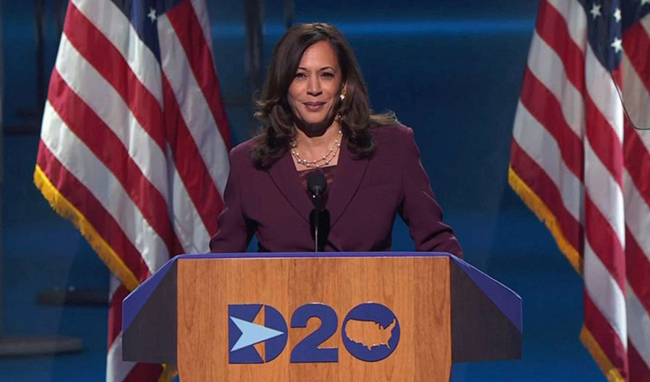 Image for Emil Guillermo: Kamala's historic moment for diversity at the DNC
