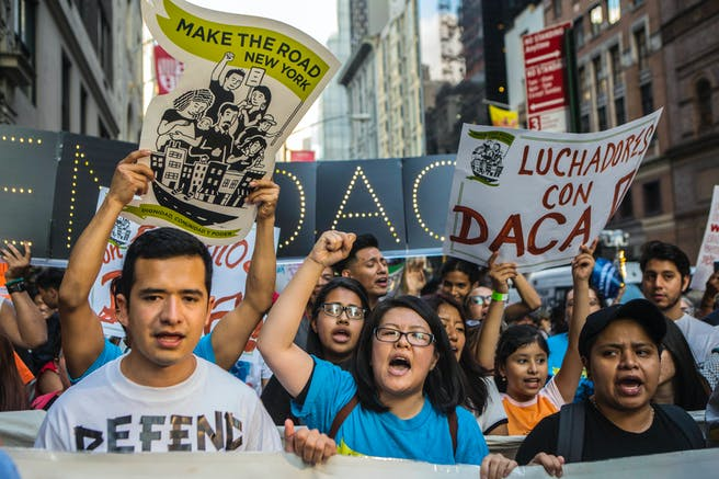 Image for Despite setback in Texas court ruling on DACA, the fight for path to citizenship for immigrant youth and undocumented individuals will continue
