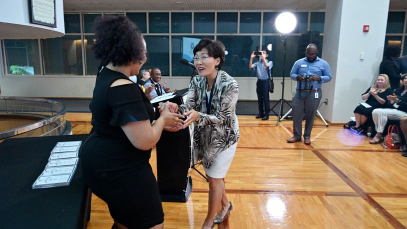 Image for Atlanta Journal-Constitution: Asian American voting grows in Georgia, and with it, political power