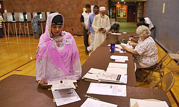 Image for News India Times: Hamtramck, Michigan, settles Voting Rights Act lawsuit on Bengali language assistance