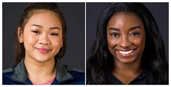 Image for Emil Guillermo: Simone Biles is back but let's not forget Suni Lee's gold medal stereotype busting