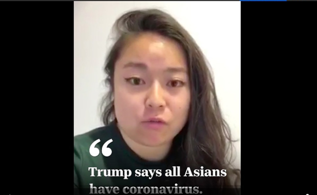 "Image for Emil Guillermo: Asian Americans speak out on ""kung flu"" fallout; California + other states shut down again; GOP distancing from Trump?"