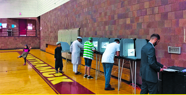 Image for News India Times: South Asian voters sue Hamtramck, MI for alleged voting rights violations