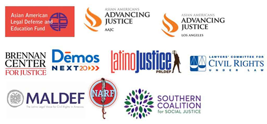 Image for Voting Rights Working Group: Statement on Redistricting with a Racial Justice Focus